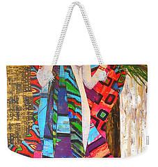 Beneath - Large Work Weekender Tote Bag