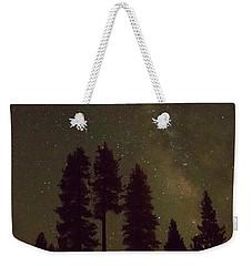 Beneath The Stars Weekender Tote Bag
