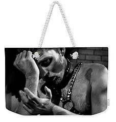 Beneath The Whisper Weekender Tote Bag