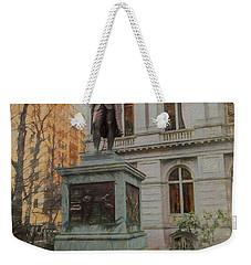 Benjamin Franklin Sketch Weekender Tote Bag