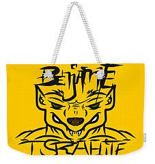 Benjamite Israelite Weekender Tote Bag