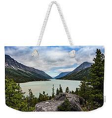 Bennett Lake Weekender Tote Bag