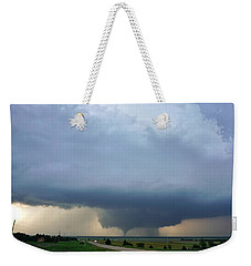 Bennington Tornado - Inception Weekender Tote Bag