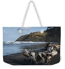 Benson Beach And North Head Weekender Tote Bag
