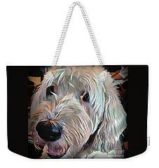 Bentley Weekender Tote Bag by Jodie Marie Anne Richardson Traugott          aka jm-ART