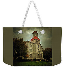 Benton County Courthouse Weekender Tote Bag by Thom Zehrfeld