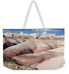 Bentonite Mounds Weekender Tote Bag