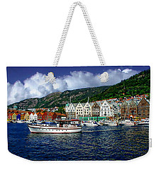 Bergen - Norway Weekender Tote Bag