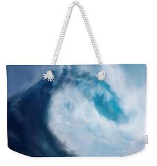 Bering Sea Weekender Tote Bag
