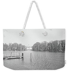 Berlin Lake Weekender Tote Bag