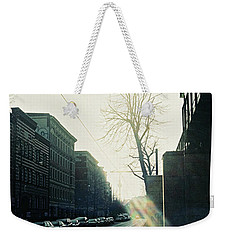 Berlin Street With Sun Weekender Tote Bag
