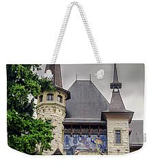 Berne Historical Museum Weekender Tote Bag by Michelle Meenawong