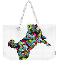Bernese Mountain Dog Spirit Glass Weekender Tote Bag
