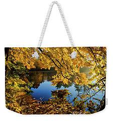 Bernharts Dam 15-244 Weekender Tote Bag