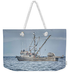 Weekender Tote Bag featuring the photograph Bernice C by Randy Hall