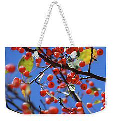Berry Bunches Weekender Tote Bag