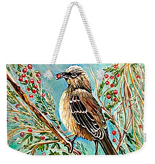 Berry Picking Time Weekender Tote Bag