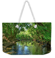 Berry Springs Weekender Tote Bag