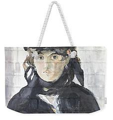 Berthe Morisot Weekender Tote Bag by Stan Tenney