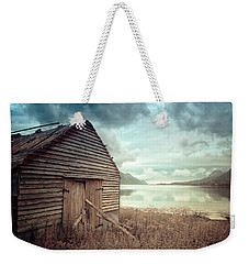 Beside The Lake Weekender Tote Bag