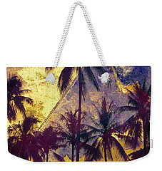 Beside The Sea Weekender Tote Bag