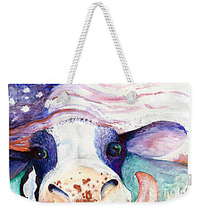 Bessie Weekender Tote Bag by Melinda Dare Benfield