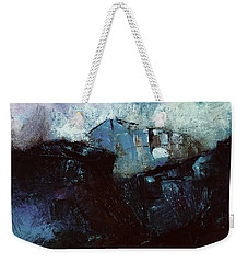 Best Kept Secret - Abstract Weekender Tote Bag