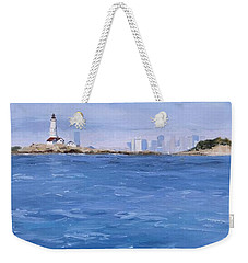Best Of Boston Weekender Tote Bag
