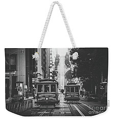 Best Of San Francisco Weekender Tote Bag by JR Photography