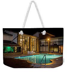 Best Western Hotel  Weekender Tote Bag