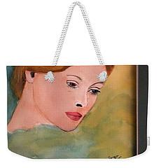 Beth Weekender Tote Bag