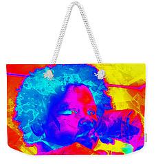 Look Above Hopelessness Weekender Tote Bag