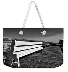 Bethany Beach Boardwalk Weekender Tote Bag