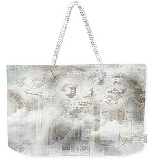 Bethesda Charm Weekender Tote Bag by Evie Carrier