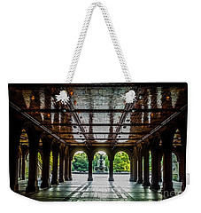 Bethesda Terrace Arcade 2 Weekender Tote Bag