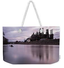 Bethlehem Steel Sunset Weekender Tote Bag