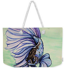 Betta Weekender Tote Bag