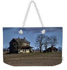 Weekender Tote Bag featuring the photograph Better Days by Robert Geary