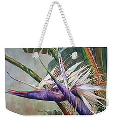 Betty's Bird - Bird Of Paradise Weekender Tote Bag