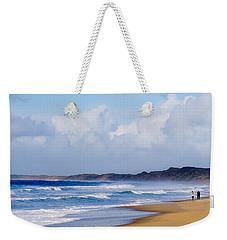 Betweem Storms Weekender Tote Bag by Derek Dean