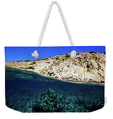 Between Weekender Tote Bag