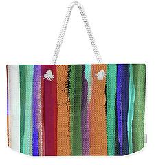 Between Seasons- Art By Linda Woods Weekender Tote Bag