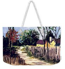 Between Seasons Weekender Tote Bag by Jim Phillips