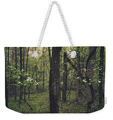 Between The Dogwoods Weekender Tote Bag