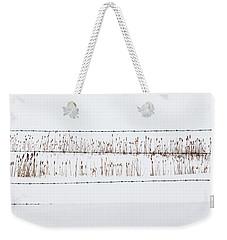 Between The Lines - Weekender Tote Bag