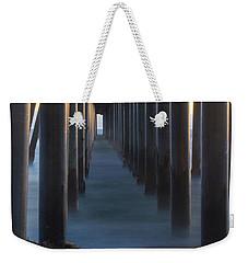 Between The Pillars  Weekender Tote Bag