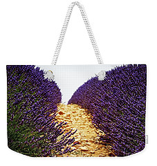 Between The Purple Weekender Tote Bag