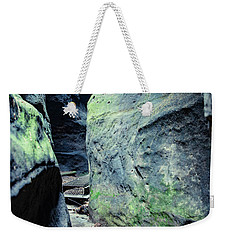 Between The Rocks Weekender Tote Bag