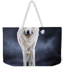 'between The White And The Black' Weekender Tote Bag