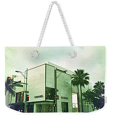 Beverly Hills Rodeo Drive 13 Weekender Tote Bag by Nina Prommer